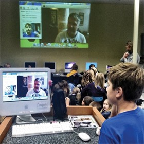 Skype can take your classroom wherever you want to go!