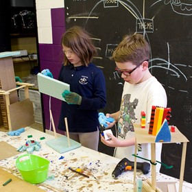 Inexpensive making in the classroom