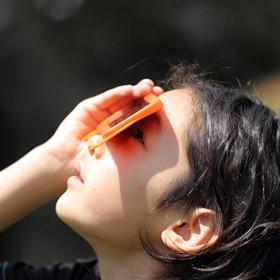 Recursos 7 para la enseñanza del eclipse solar.