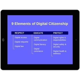 Essential elements of digital citizenship
