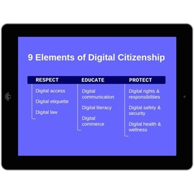 Essential elements of digital citizenship