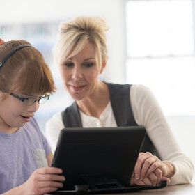 Equip kids with assistive tech superpowers