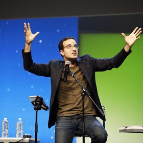 Jad Abumrad: Embrace the power of fear