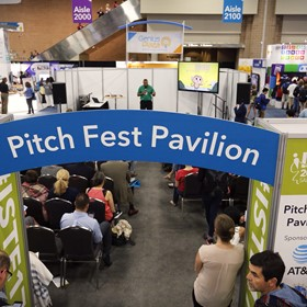 Two edtech innovators earn titles at Pitch Fest