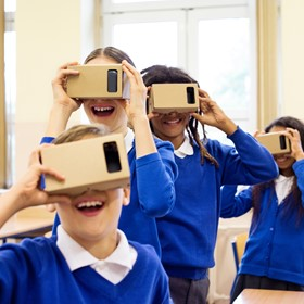 Personalize learning with VR creation tools