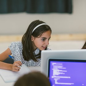 Use coding to engage students in reading, writing lessons