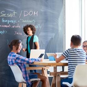 Lo que los líderes escolares necesitan para impulsar el cambio en las escuelas.