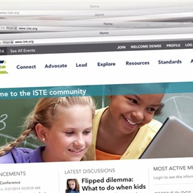 Engaging with ISTE content just got better!