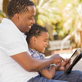 Get parents involved with mobile learning