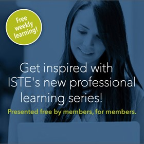 ISTE Professional Learning Series