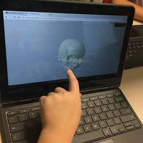 Harness the power of 3D models in the classroom