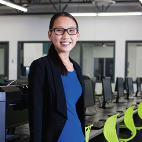 MEMBER PROFILE: Amy Tran is creating the school of tomorrow