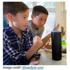 8 reasons to use a digital assistant in  your classroom