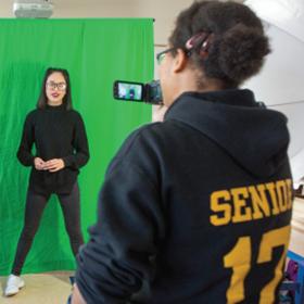 Los enfoques innovadores inspiran a los estudiantes a ser comunicadores creativos