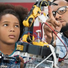 Robotics demystified in 4 steps