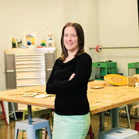 Technology meets the humanities in this tech specialist
