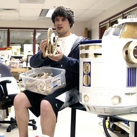 Sitka' 's Fab Lab gives students real-world skills