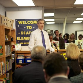 Secretary Duncan unveils Obama' 's ESEA reauthorization priorities