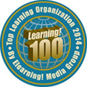 ISTE Honored as 2014 Learning! 100 Award Winner