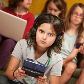 Engaging girls in games and coding