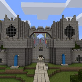 Maker-Minecraft mashup brings social studies to life