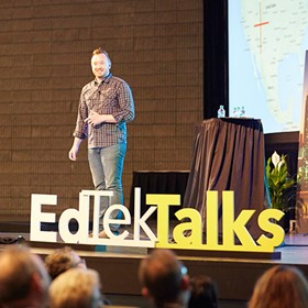 ISTE 2015 EdTekTalks to feature pioneers, activists, artists
