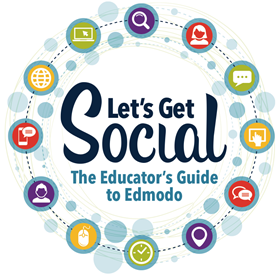 "New ISTE book encourages educators to "" ""get social"" "" with popular educational social network, Edmodo"
