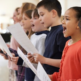 Connect your classroom to one gigantic sing-along!