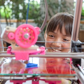 Let distracted students make DIY fidgets with 3D printers