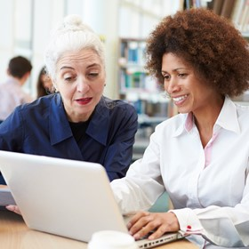 Learn something new with the ISTE Professional Learning Series