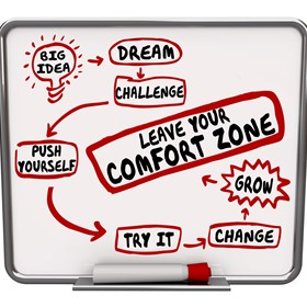 Josh Stumpenhorst: 5 ways to leave your comfort zone