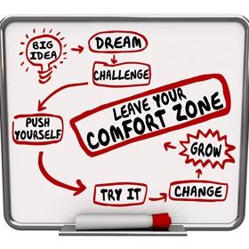 Josh Stumpenhorst: 5 ways to leave your comfort zone