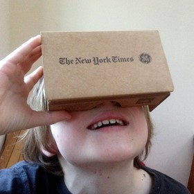 Virtual reality in the classroom just got affordable