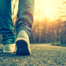 Make small steps on the way to big change