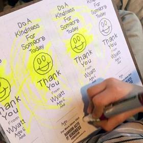 How one kindergartner became a global citizen