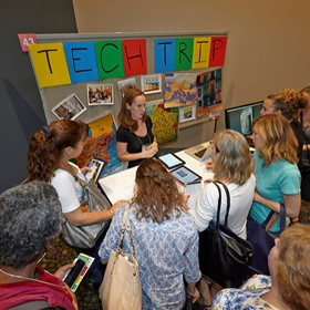 Choose your learning format at ISTE 2018