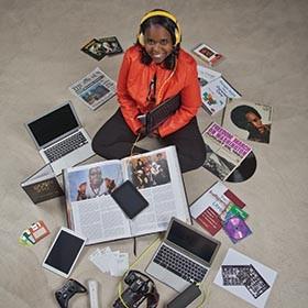 Joquetta Johnson  She' 's an ed tech evangelist