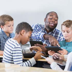Teachers are the key to effective classroom technology
