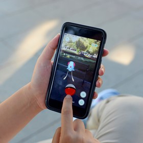 Create standards-aligned activities with Pokemon Go