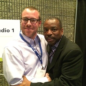 For love of reading: A conversation with LeVar Burton