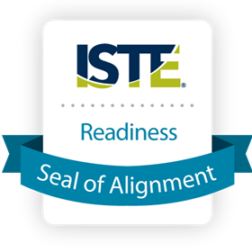 First ISTE Seals of Alignment for 2016 Standards for Students awarded