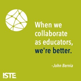 Team of ed tech experts convened by ISTE to provide vision   for the future of teaching with technology