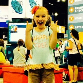 Find out how this 10-year-old became a digital citizen and empowered learner