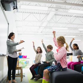 ISTE anuncia los Premios 2017, educadores honrados por liderar el camino hacia el aprendizaje conectado