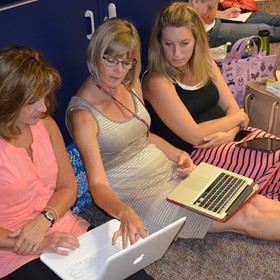 Bring the feel of an edtech conference to your district PD