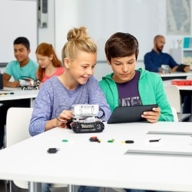 Coding in the classroom with real-world learning