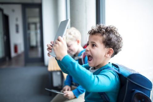 With imagination and the right apps, students learn and can demonstrate their learning.