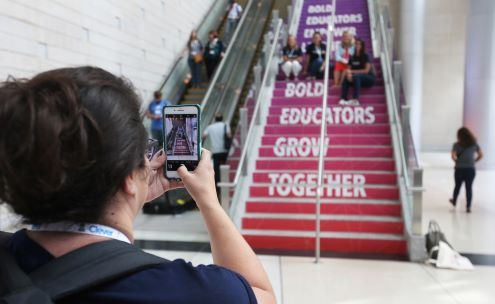 ISTE19 attendees