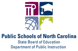 Public Schools of North Carolina logo