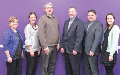 Group photo of Pickerington Local School District staff